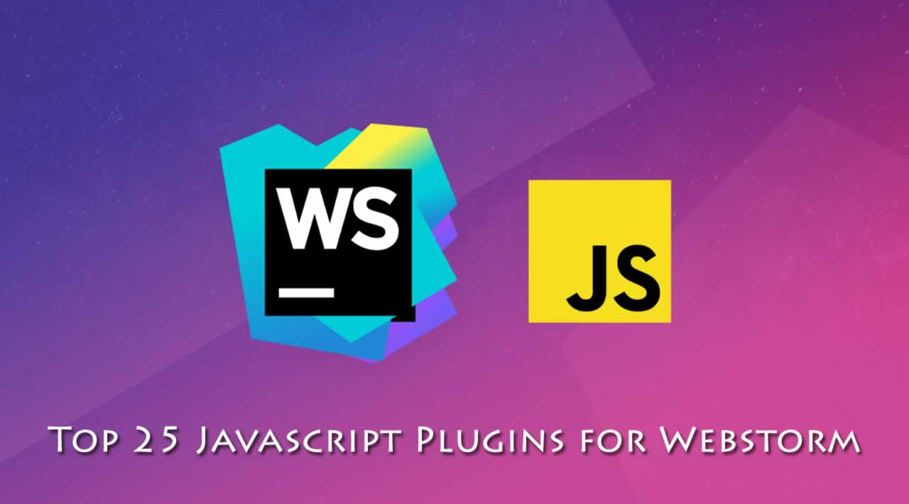 Top 25 Javascript Plugins for Webstorm