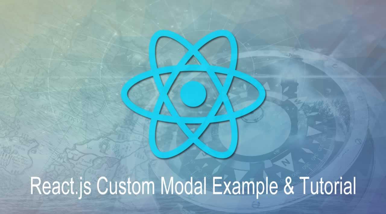 React Modal Tutorial