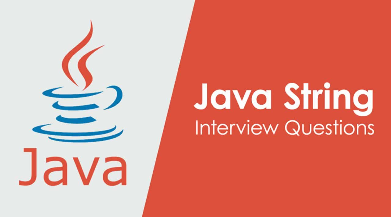 Introduction to Java String Interview Questions and Answers