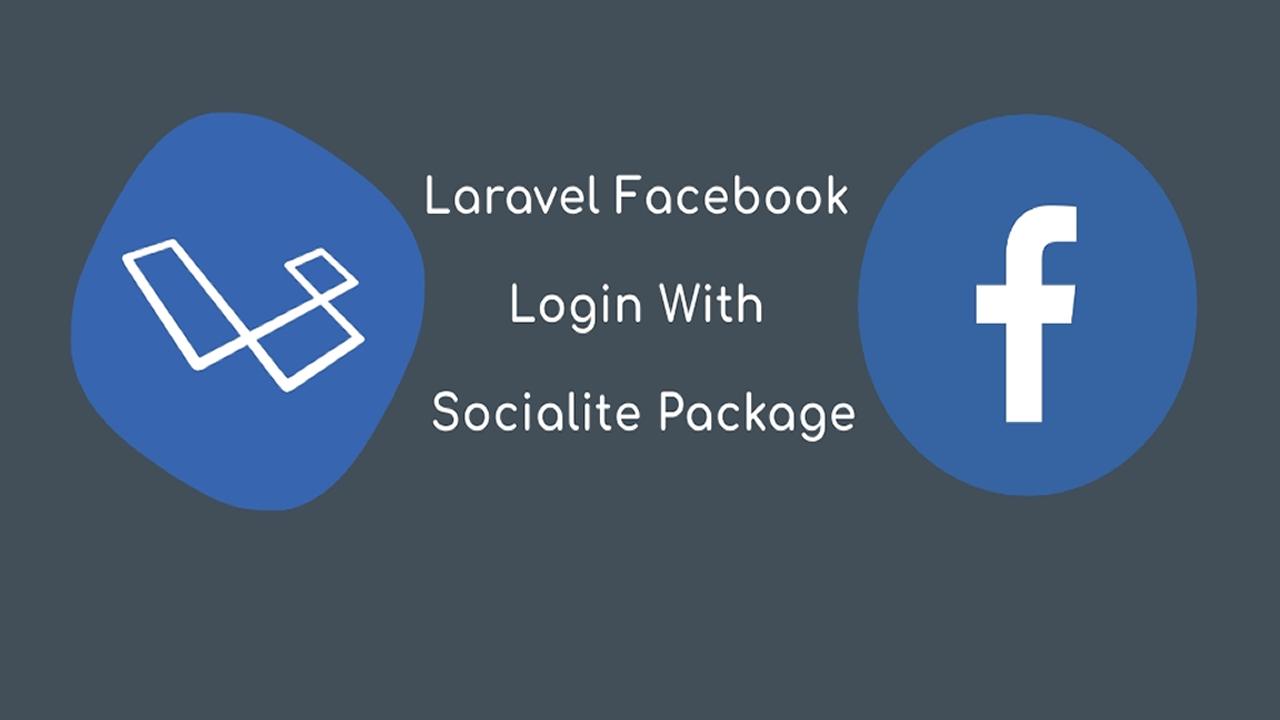 Laravel 5 8 Facebook Login with Socialite