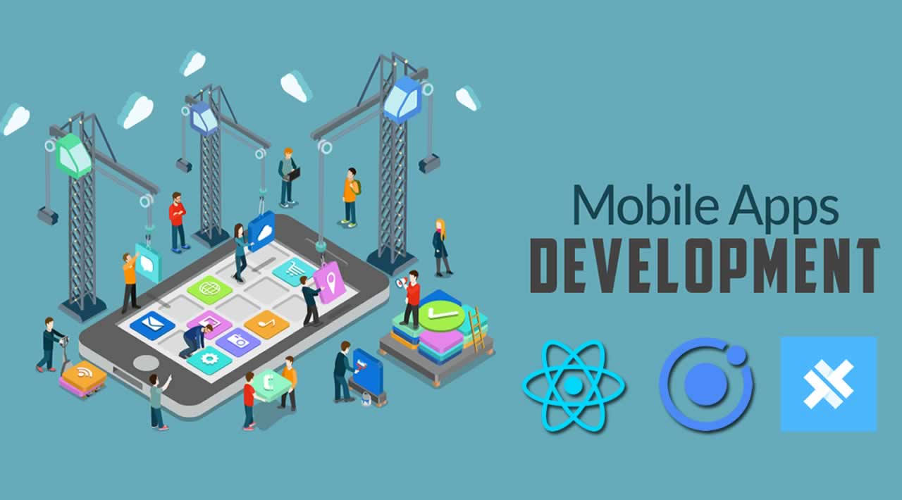 Build Android/iOS Mobile Apps with Capacitor, React js and