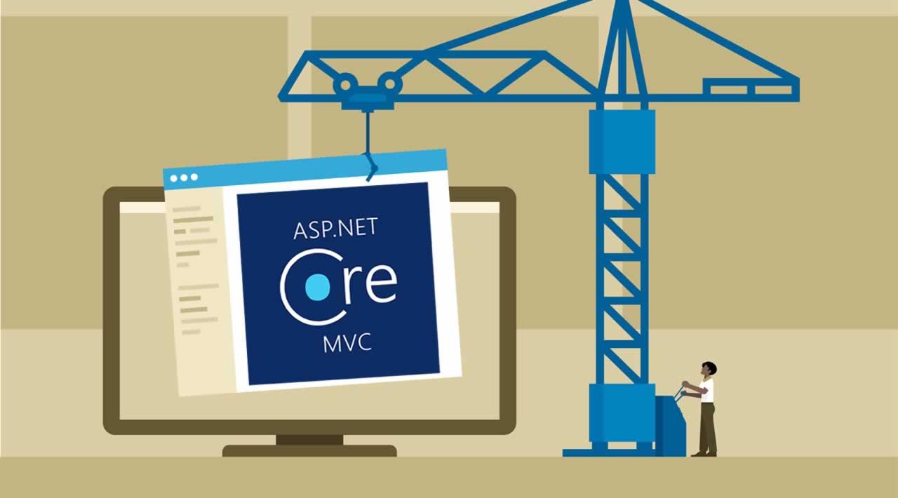Create a web API with ASP NET Core MVC