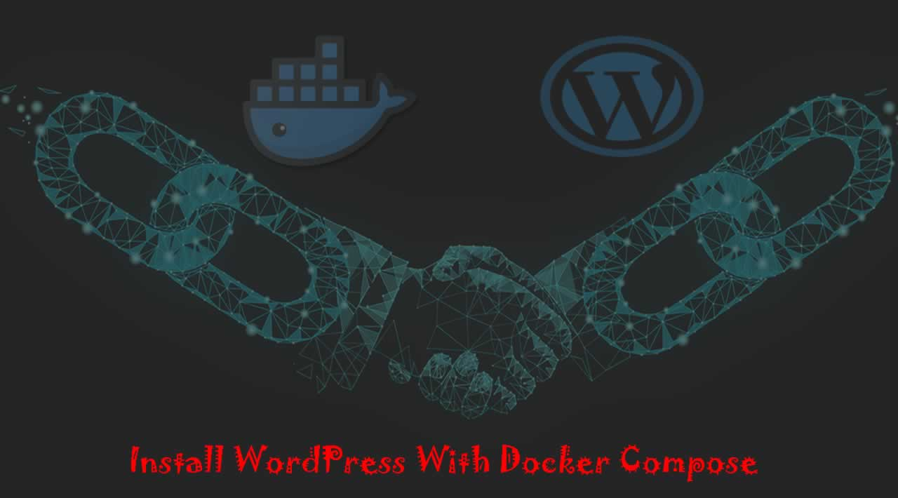 Install WordPress With Docker Compose