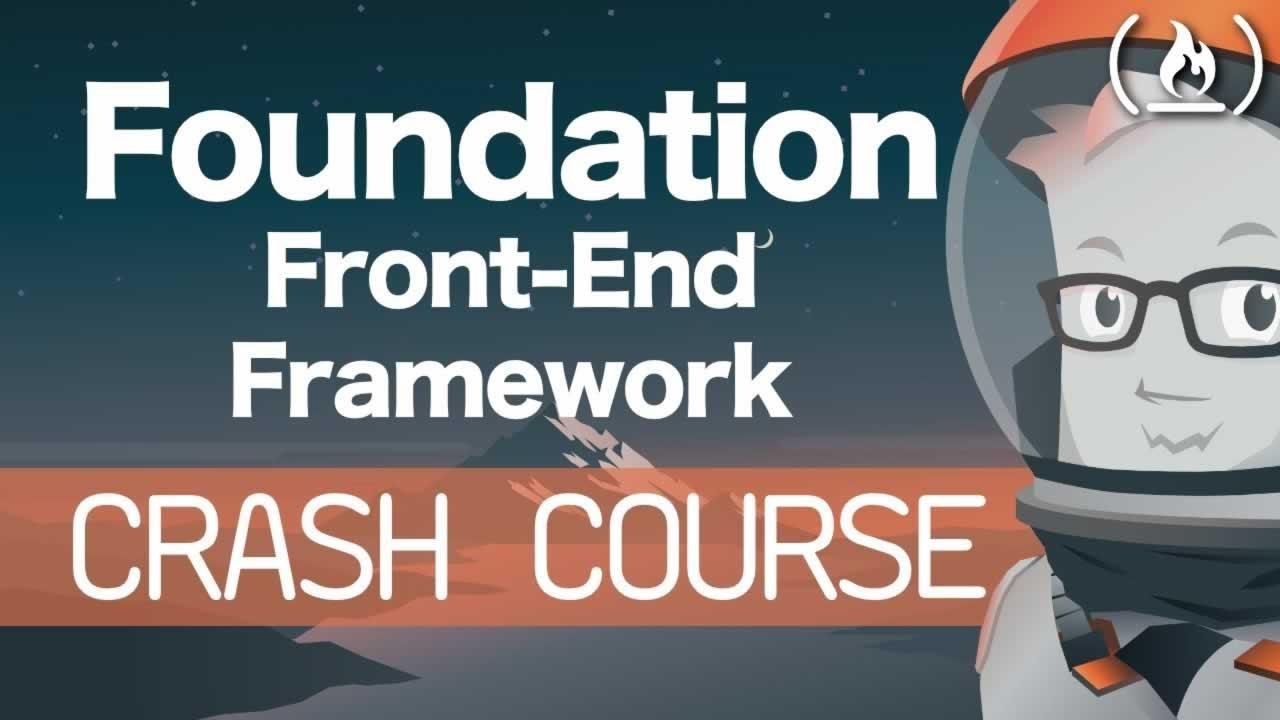 Foundation CSS Framework - Crash Course for Beginners