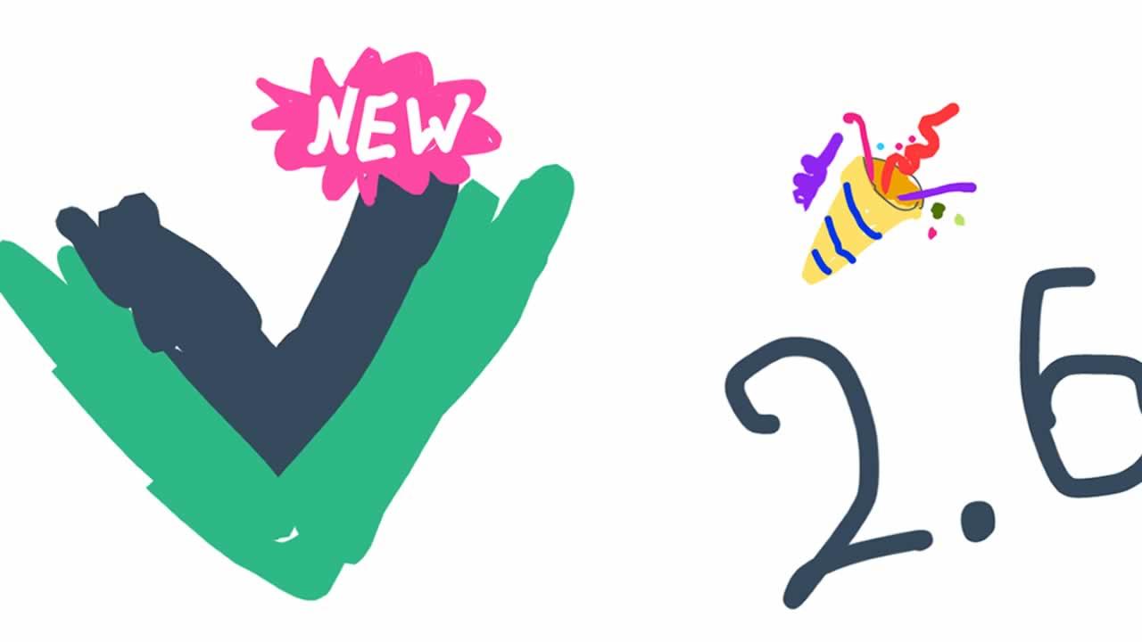 Vue 2 6 released