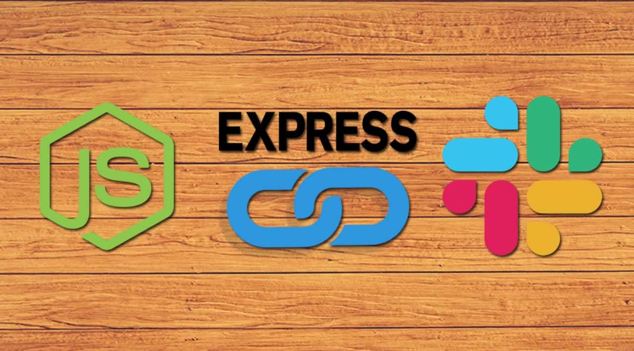 How to build a custom Slack slash command using Express and Node js
