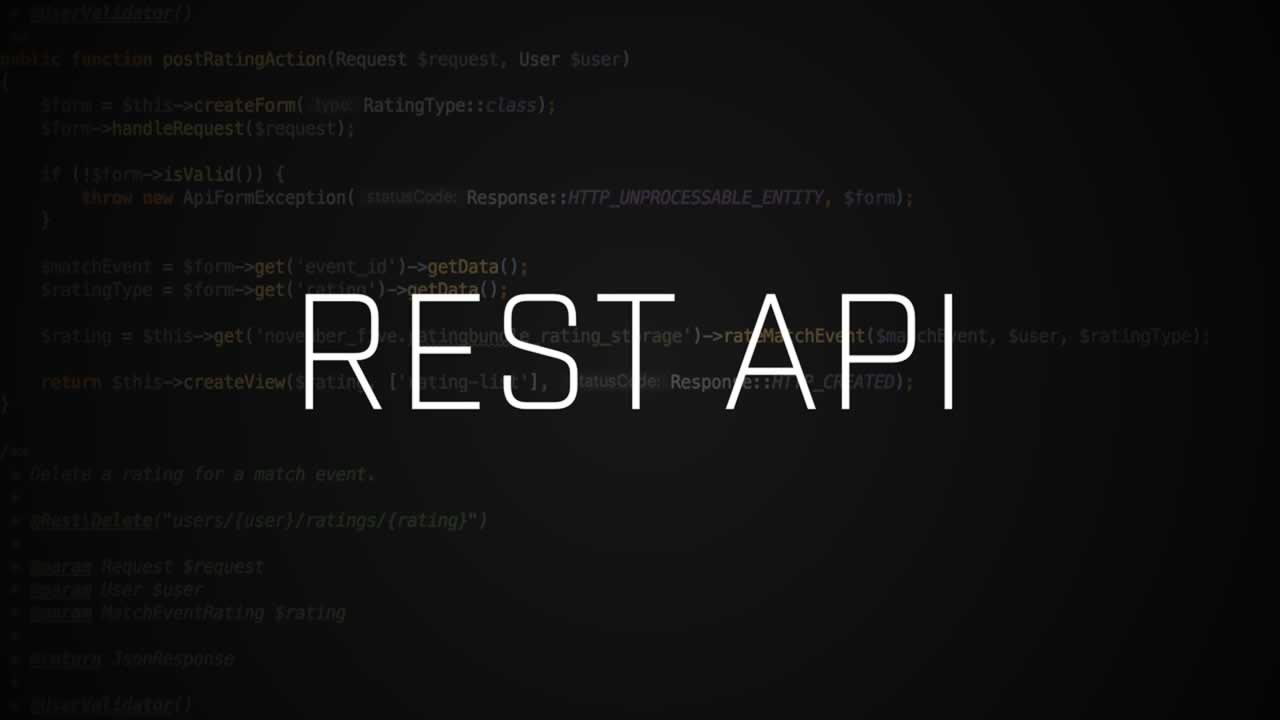 Top REST API Best Practices