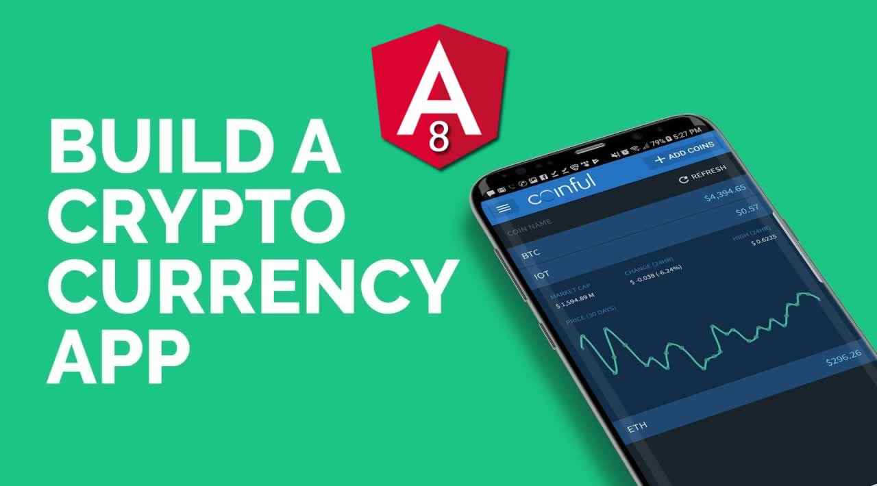 Build a simple Cryptocurrency App using Angular 8