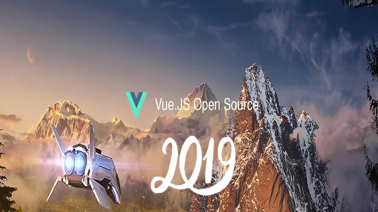 Top Amazing Vue js Open Source in 2019