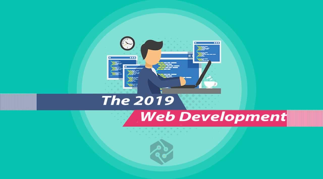 The 2019 Web Development (Frontend + Backend) RoadMap