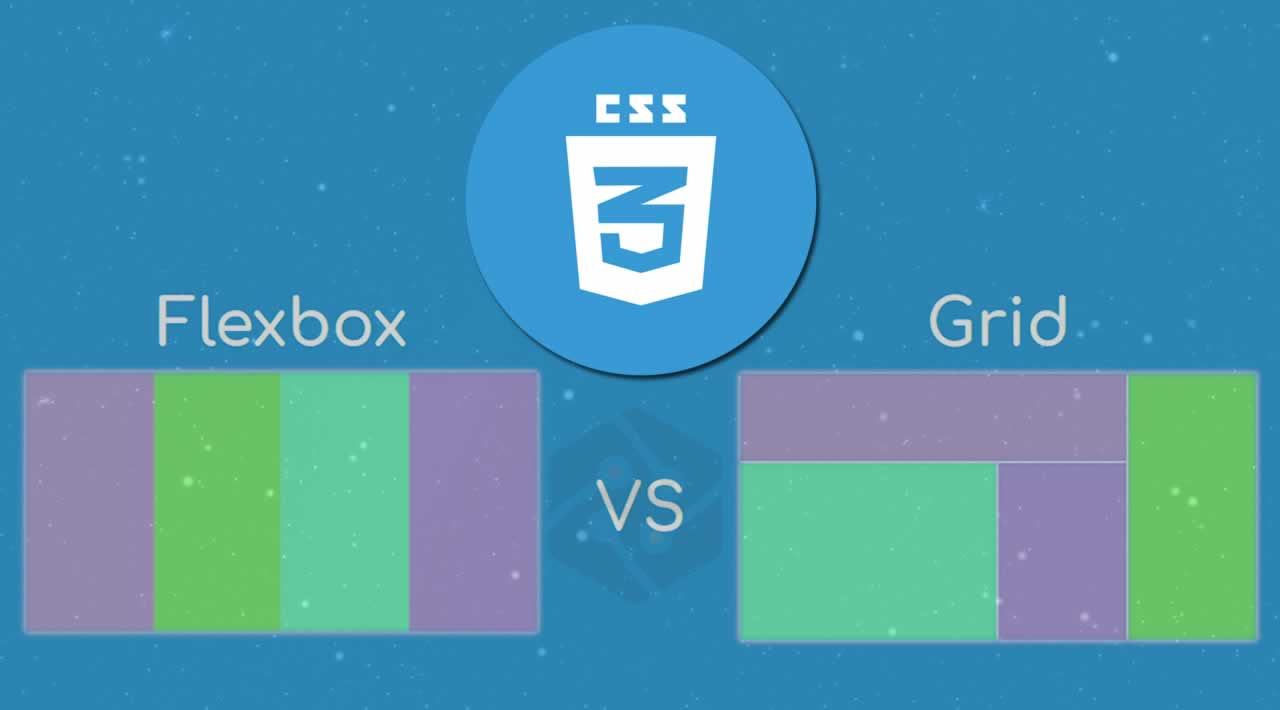 The ultimate CSS battle: Grid - Flexbox