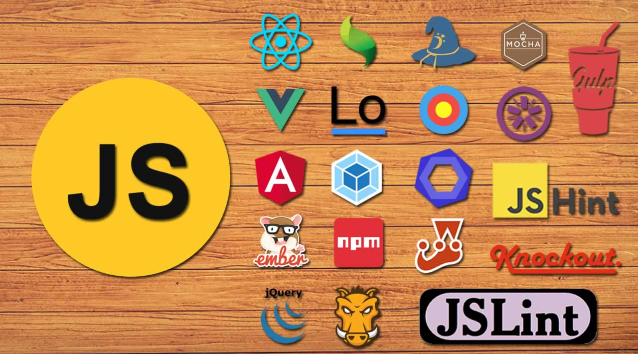 Best JavaScript Frameworks, Libraries and Tools to Use in 2019