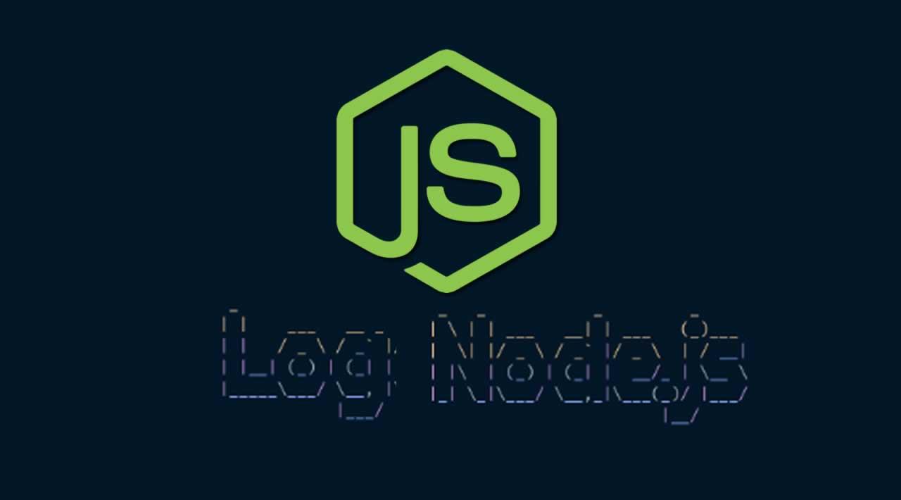 How to Log Node js Application properly