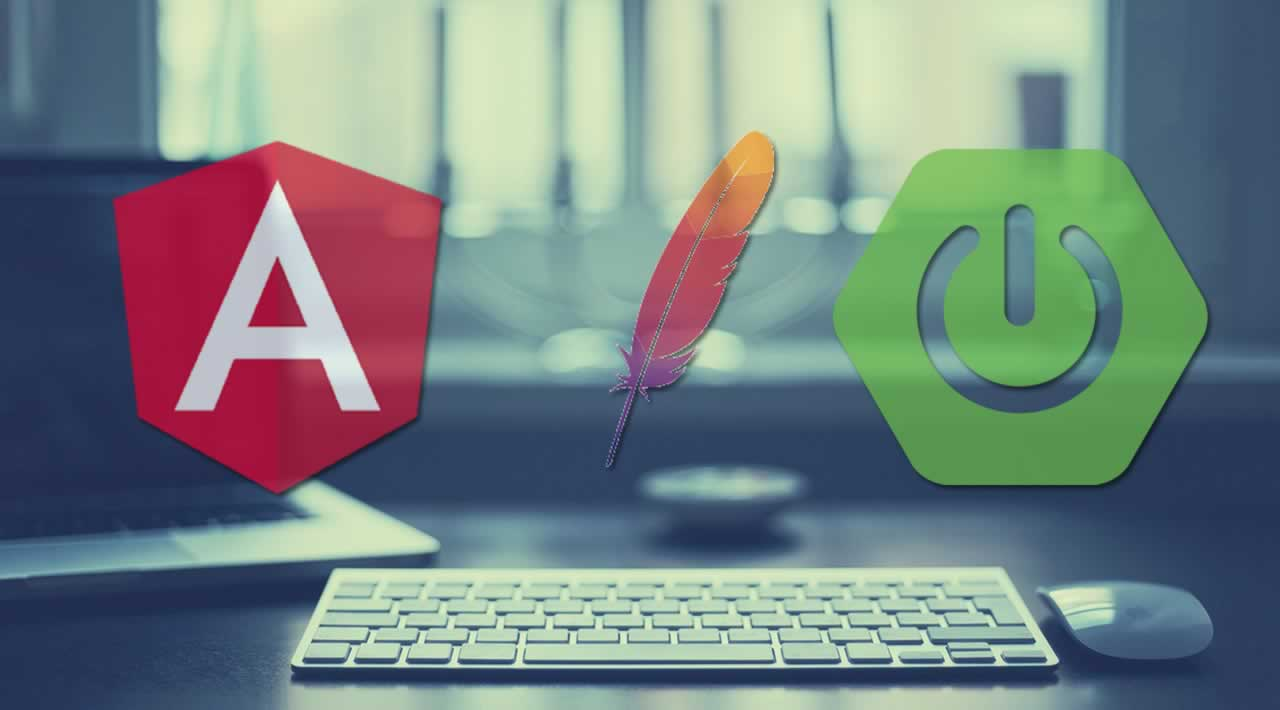 Building a Web Application Using Spring Boot, Angular, and Maven