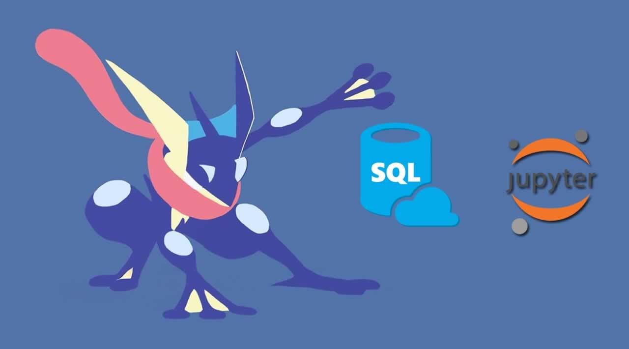 SQL Interface within JupyterLab