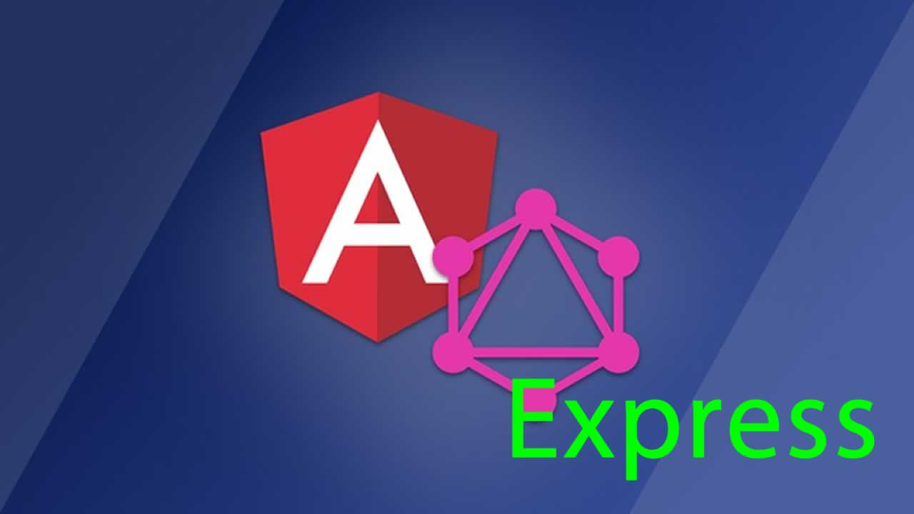 Build a Simple Web App with Express, Angular, and GraphQL