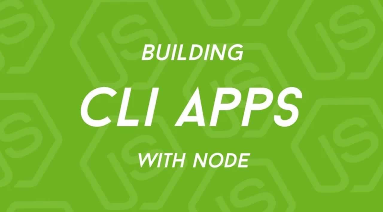 Building CLI Applications with NodeJS