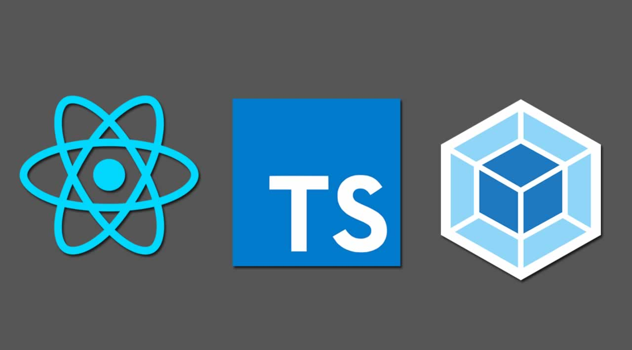 React + Webpack + TypeScript Project Setup