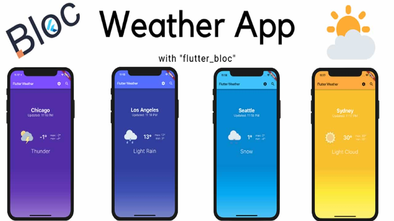 "Weather App with ""flutter_bloc"""