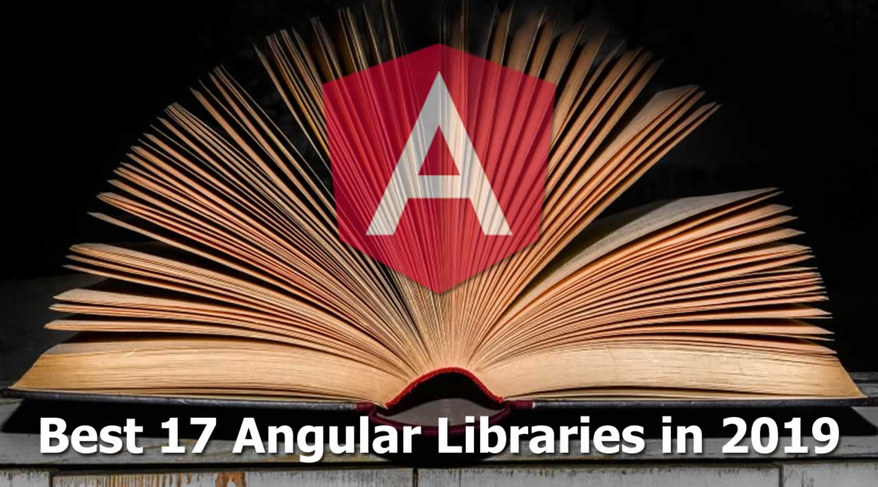 Best 17 Angular Libraries Every Angular Developers Should