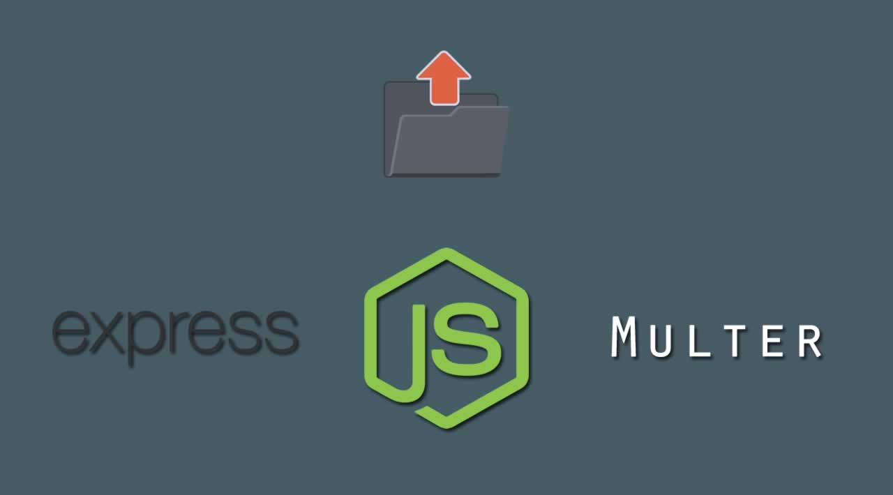 Create a single file uploading system using Multer, Express