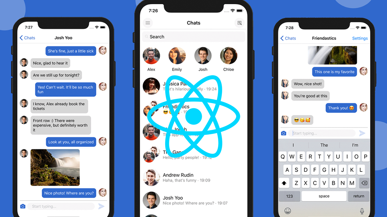Using Auth0 for authenticating users in a React Native chat app