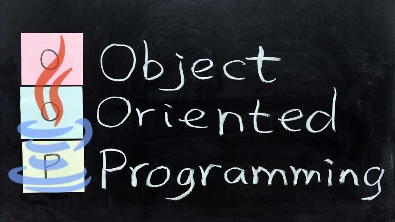 Object Oriented Programming (OOP) Java Tutorial for Beginners