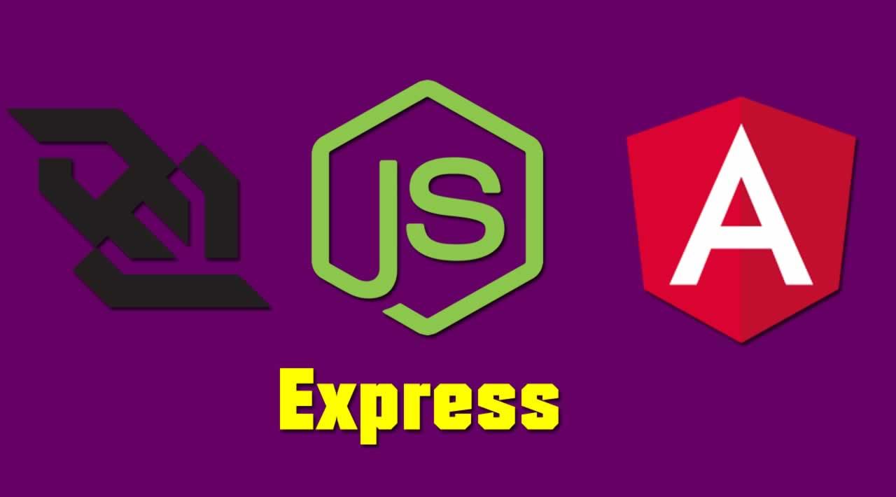 Angular + WebSocket + Node js Express = RxJS