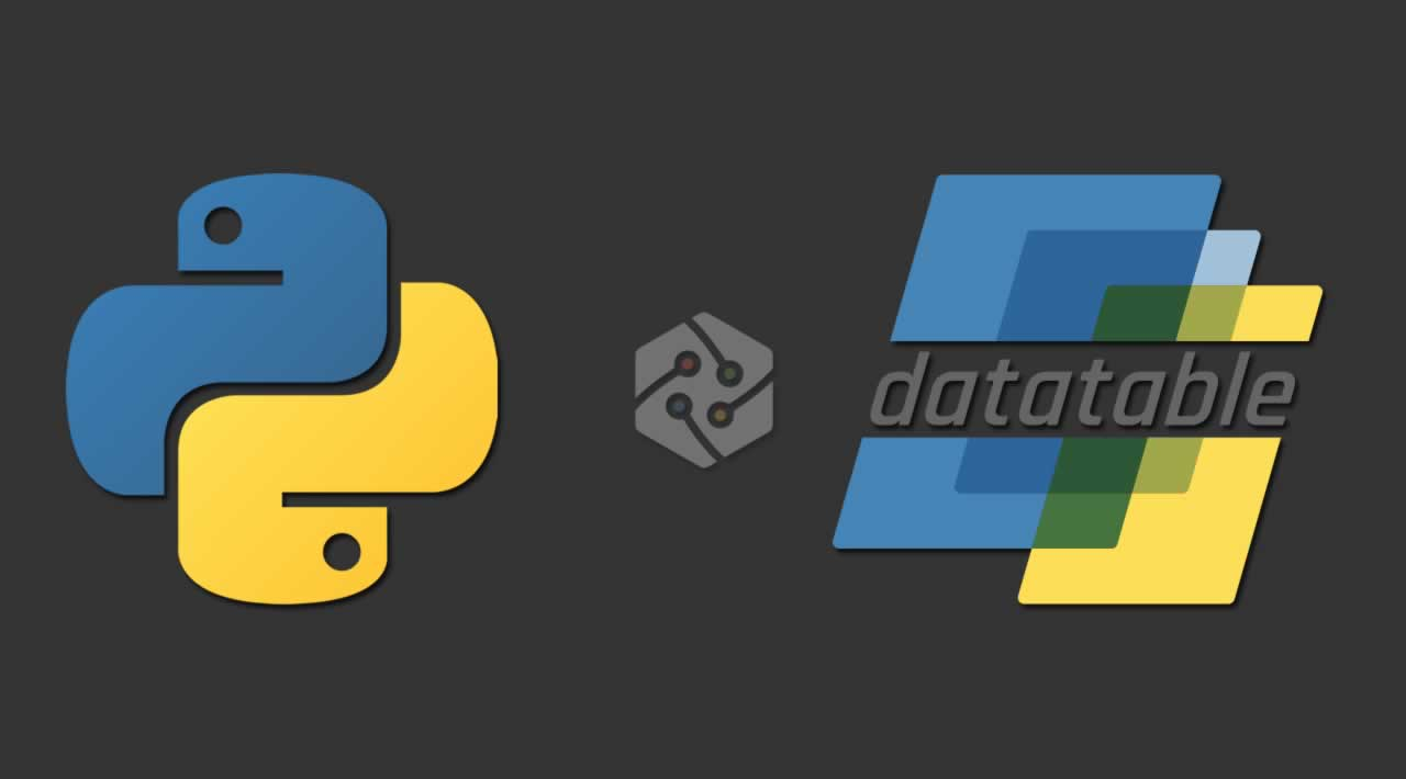 Getting started with Python datatable